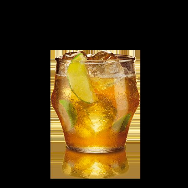 CINICO 130 - Cinico( liquore alla cannella ), succo di limone, frutto della passione, ginger beer e ginger ale