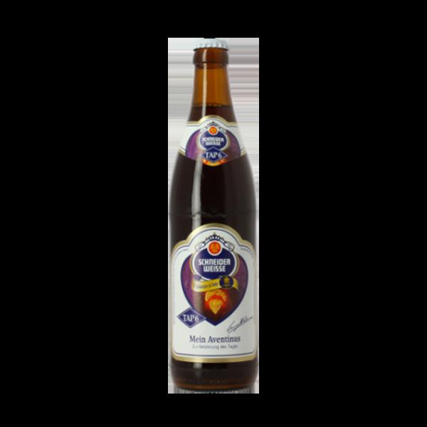 SCHNEIDER WEISSE AVENTINUS TAP 6 birra