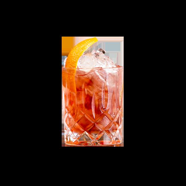 NEGRONI - Campari bitter, gin e vermouth rosso