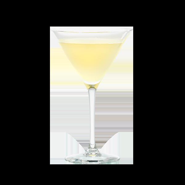 WHITE LADY - Gin, triple sec e succo di lime
